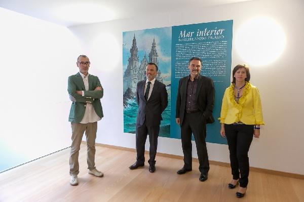 Miguelanxo Prado ofrece unha conferencia no Museo das ...