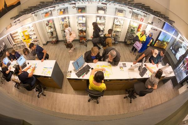 As consultas na oficina de turismo de santiago crecen un 7 for Oficina de turismo santiago de compostela