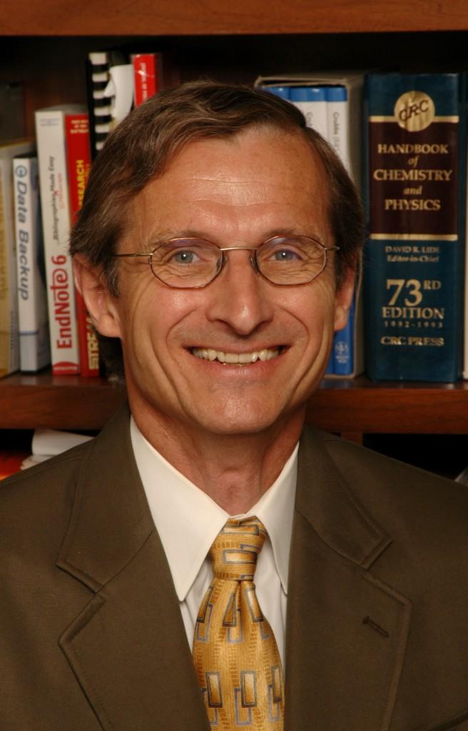 Richard Schrock.