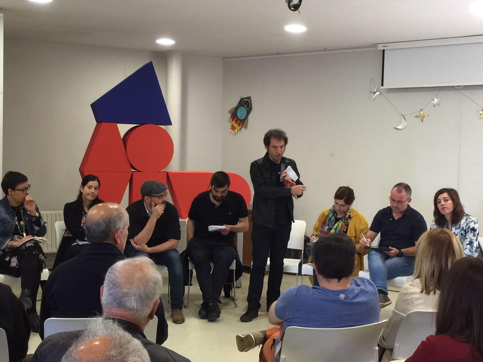 Jorge Duarte explicou a situacion do SUNP-25 de Roxos.