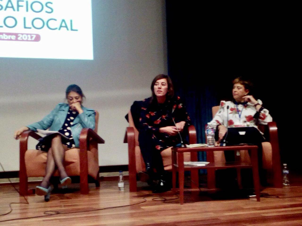 Santiago comparte no Congreso REDEL as experiencias locais en economía circular