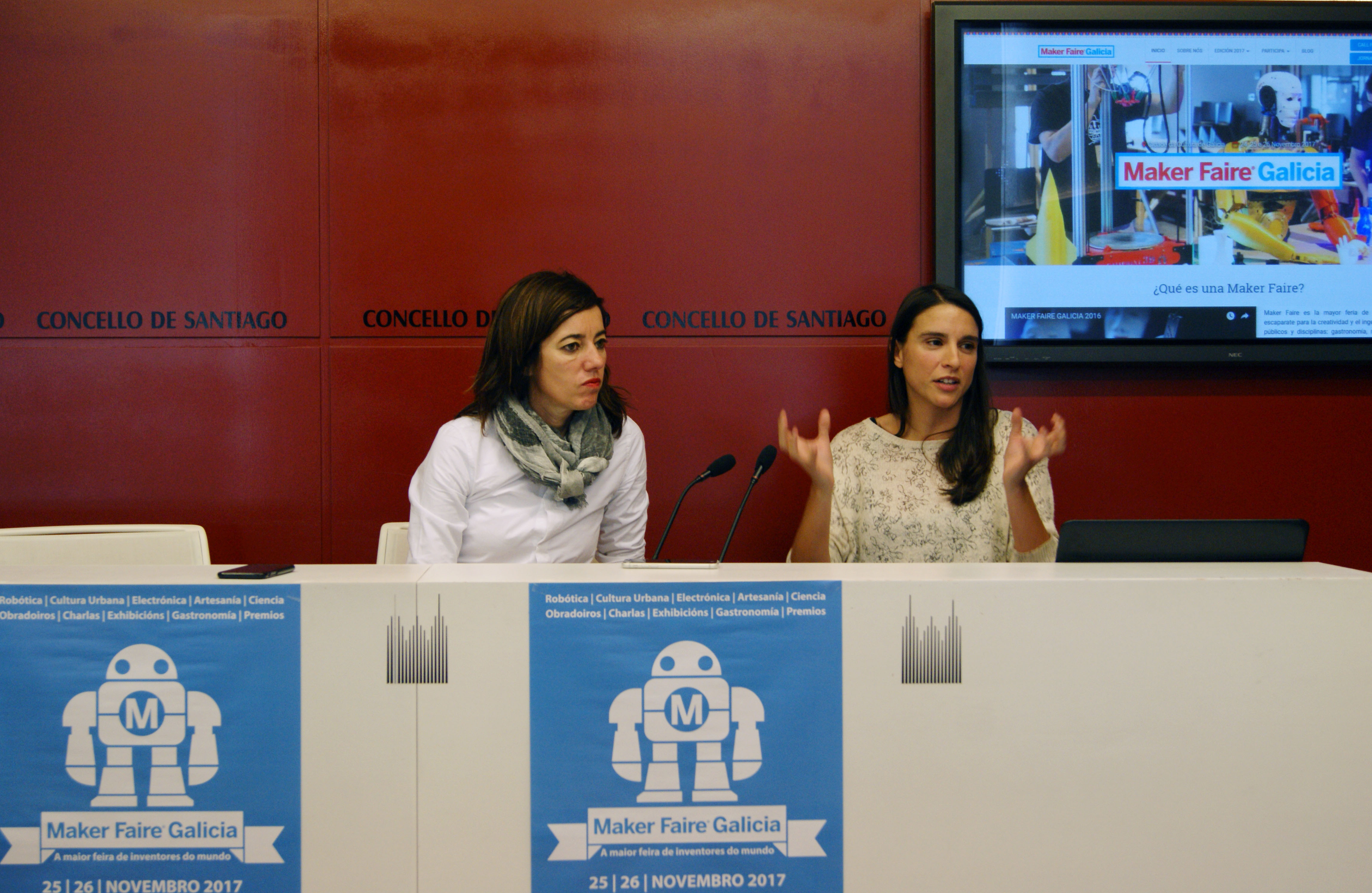 A terceira edición da Maker Faire Galicia celébrase esta vindeira fin de semana na Cidade da Cultura