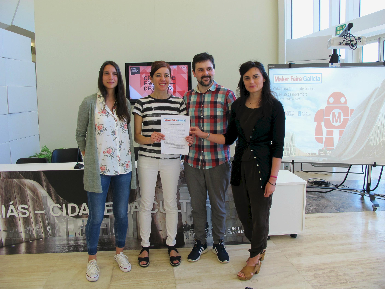 Ábrese o prazo de inscrición de proxectos para participar na IV Maker Faire Galicia
