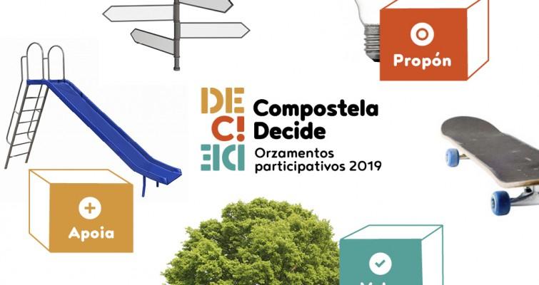 Imaxe dos Orzamentos Participativos de 2019