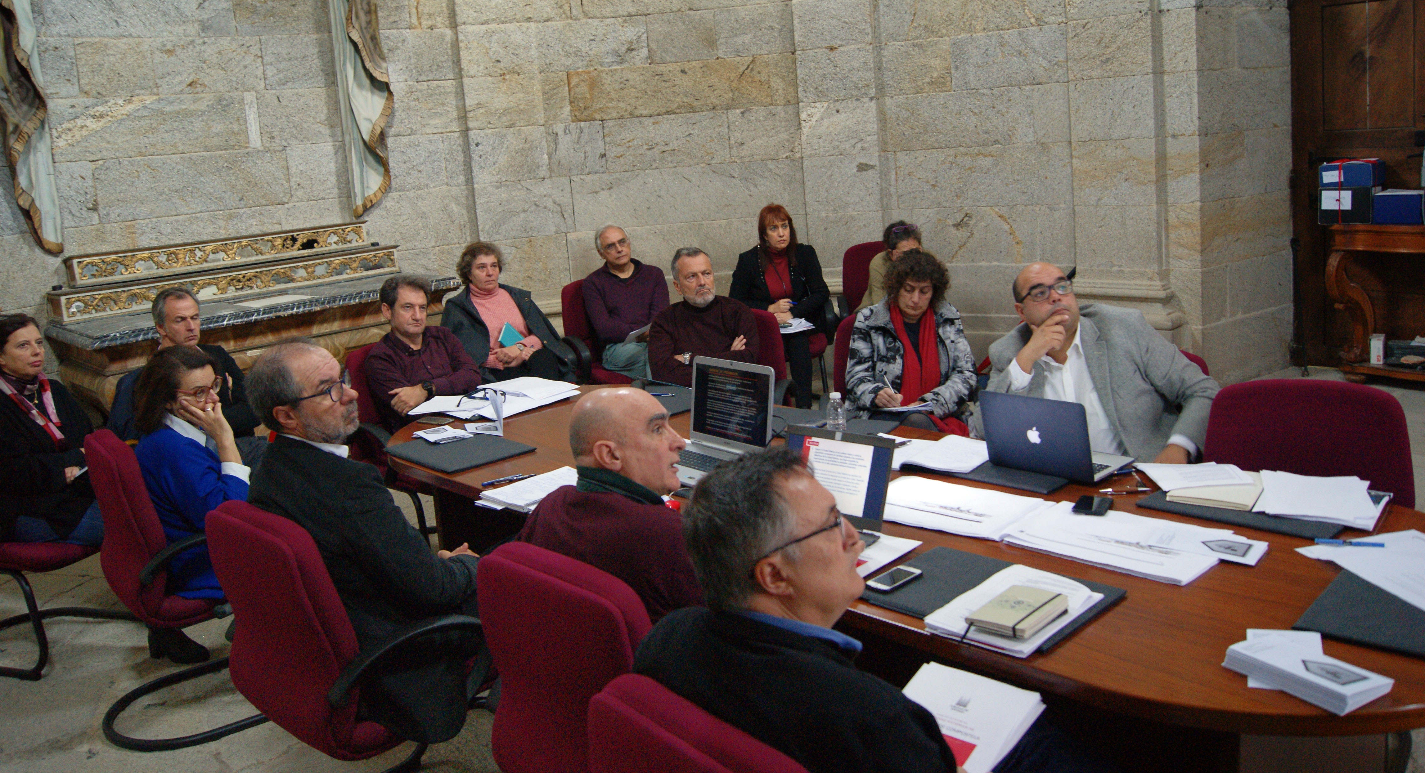 Reunión da Comisión de Seguimento.