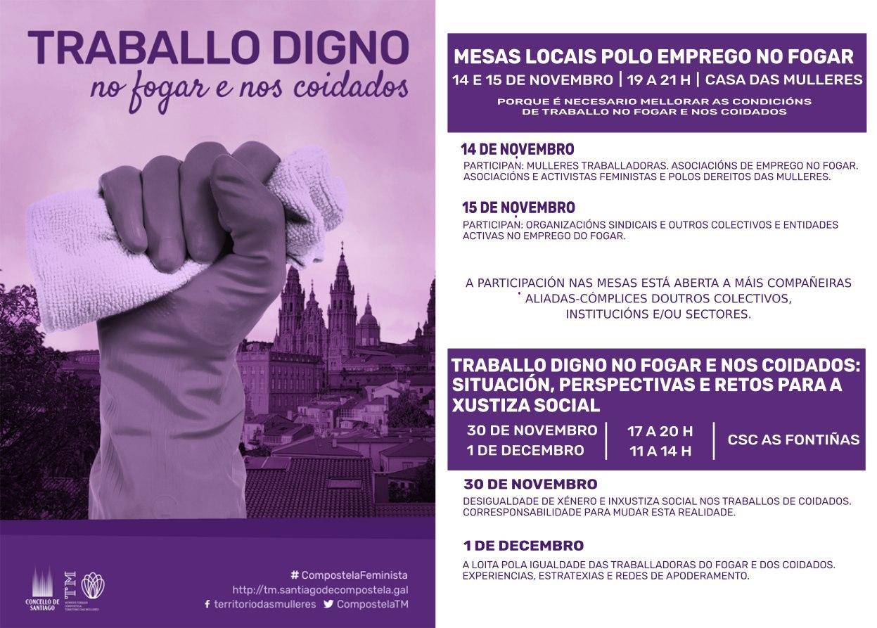 Programa da campaña.