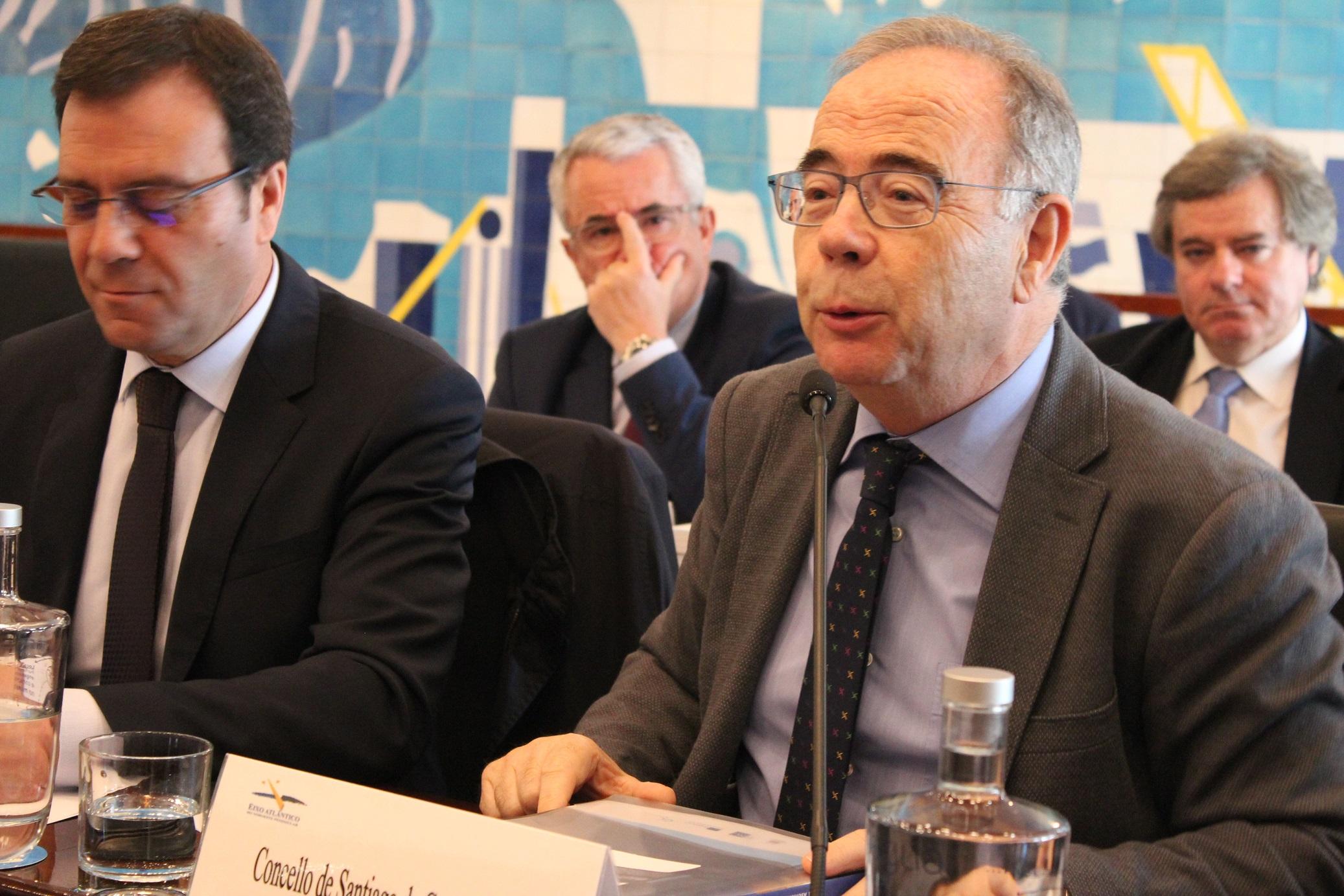Intervención de Xosé Sánchez Bugallo na Asemblea Xeral.