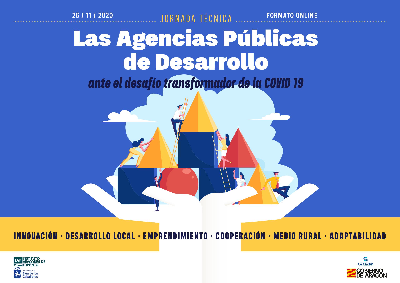 As axencias de desenvolvemento de España reflexionan sobre o seu futuro nunha xornada telemática