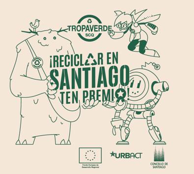 Reciclar en Santiago ten premio