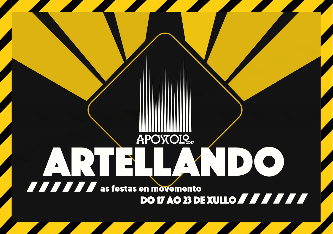 Cartel Artellando 2017